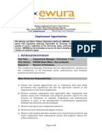 Job Advertisment- July 2014