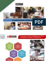 1.2 Diapositivas Planificación Curricular. (1)