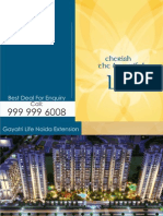 Gayatri Life Noida Extension- Call 9650205577