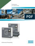 Atlas Copco Productsheet GA 7-11