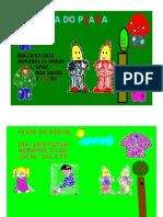 Festa Do Pijama Tarde