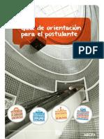 Guía de Orientación Al Postulante Provincia (1) CONTRATO KATEE