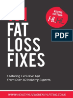 101 Fat Loss Fixes