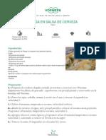 Recetario Thermomix® - Vorwerk España - PANGA EN SALSA DE CERVEZA - 2011-09-28