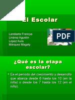 EXPOSICION ESCOLAR