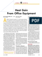 Heat Gain Computers