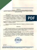 Ordin 123 Din 2014 Schimbare Categ Folosinta Terenuri