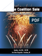 2014 Elite Coalition Sale Catalog