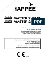 Chappee Initia Master 2.24ff Manual