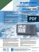 Nav Pilot 500