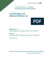 18 2075174241612013 Auditoria de Obras Publicas Modulo 2 Aula 1
