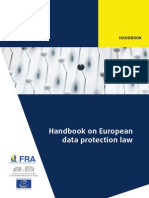 Handbook Data Protection ENG