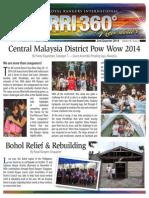 Royal Rangers International Newsletter (Q2 of 2014)