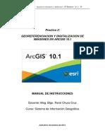 Practico 2. Georeferenciacion y Digitalizacion