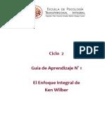 Guia de Estudios 1 Ciclo 2- Ken Wilber