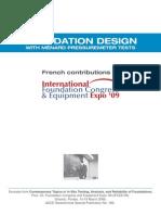 Foundation Design With Pressuremeter 2009 639