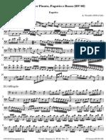Vivaldi Suonata a 2 RV 86 Fagotto 0