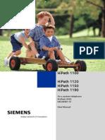 User Manual Siemens Hipath Profiset