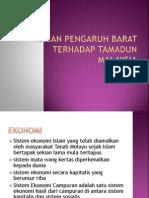 Kesan Pengaruh Barat Terhadap Tamadun Malaysia [Autosaved]