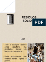 Res+¡duos s+¦lidos