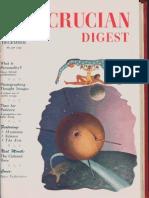 Rosicrucian Digest, December 1957