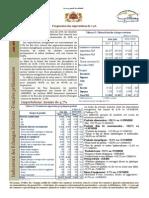 Bilan Des Échanges Extérieurs - Juin 2014