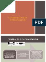 Conmutadores telefonicos