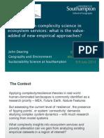 dearing espa complexity 9-07-14 slides