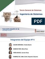 TGS- Ingeniería de sistemas