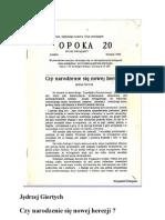 OPOKA 20