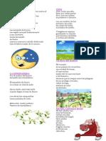 Poemas, Fabulas y Cuentos