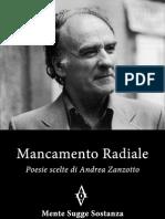 Zanzotto Poesie Mss