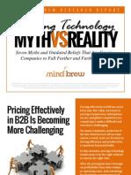 Pricing Technology Myths e Book Pb