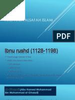 Ahli-Ahli Falsafah Islam