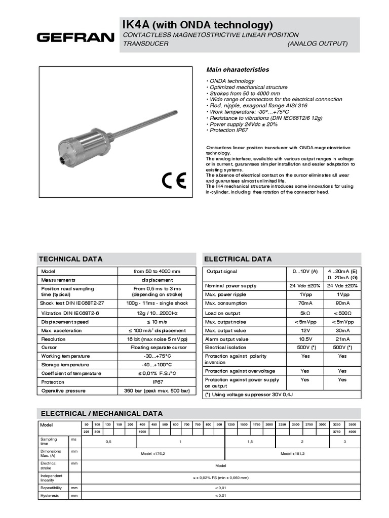 Delighted Transducer Wiring Diagram Images - Electrical System Block ...