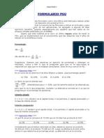 Resumen PSU Matemáticas-Con Ejercicios (Opcion 3)