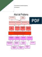 Árbol de Problemas y Objetivos