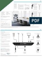 Manual Cisco TelePresence SX20