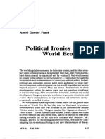 [1984] André Gunder Frank. Political Ironies in the World Economy (In