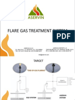 Flare Gas Treatment System