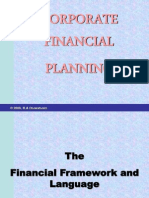 Corporate Financial Planning