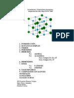 Formulación Inorgánica Según Iupac 2005