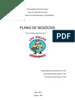 Plano de Negócios - Los Pollos Hermanos