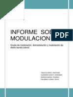 Modulación AM - informe