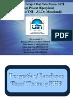 PTO BPH Printed