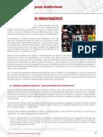09.Generos y Subgeneros Cinematograficos