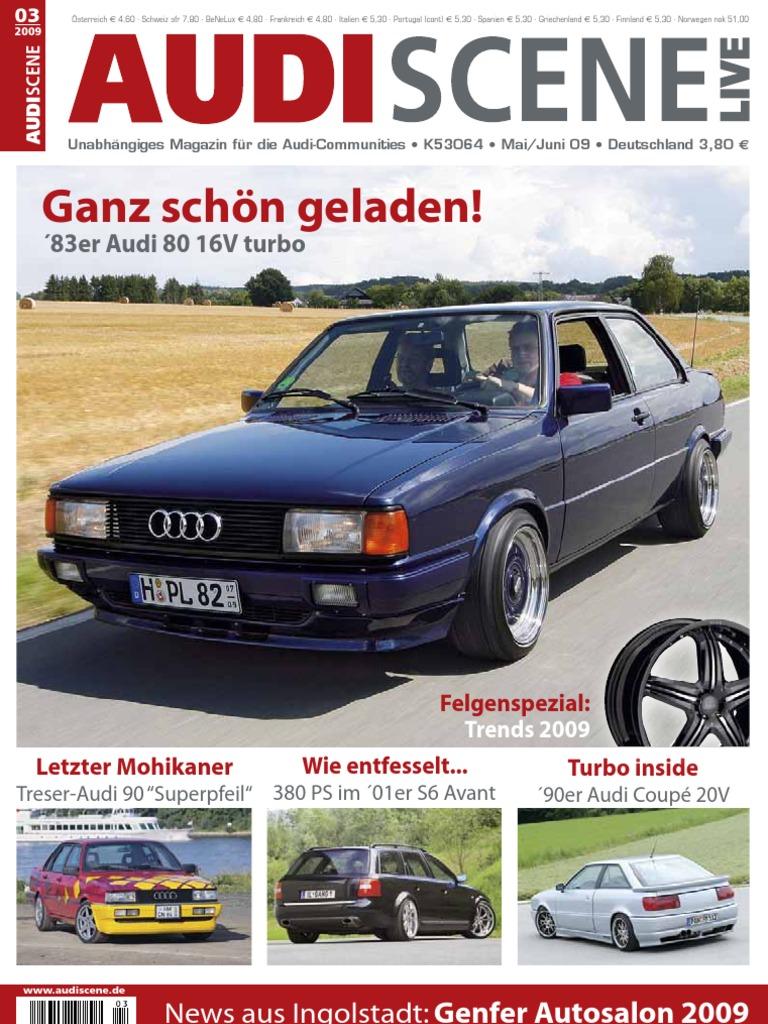 H/&R Spurverbreiterung DRA 40mm für Audi 80 90 100 200 Cabrio Coupe