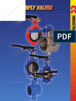 Literature Butterfly Valve Catalog