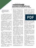 Revista Do Professor - Recursos Avaliativos