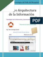 Ensayo Arquitectura de La Información